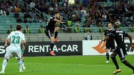 Ворскла – Карабах – 0:1 – видео гола и обзор матча