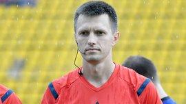 Украинская бригада арбитров будет работать на матче Юношеской лиги УЕФА