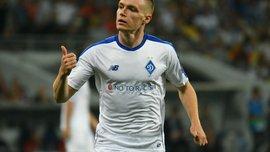 Цыганков стал лучшим игроком Динамо в октябре