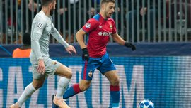 ЦСКА – Рома – 1:2 – видео голов и обзор матча