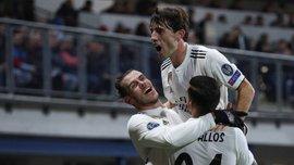 Виктория Пльзень – Реал – 0:5 – видео голов и обзор матча