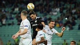Ворскла – Карабах: проигрыш в ничейном матче, победный прессинг гостей и футбол на мерзлом газоне