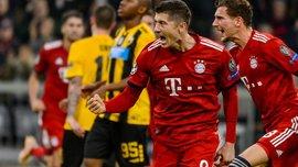 Баварія – АЕК – 2:0 – відео голів та огляд матчу