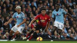 Манчестер Сіті – Манчестер Юнайтед – 3:1 – відео голів та огляд матчу