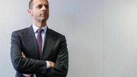 Чеферин стал единственным кандидатом на пост президента УЕФА