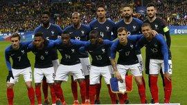 Франція оголосила список гравців на матчі проти Нідерландів та Уругваю