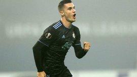 Элегантный гол хавбека Динамо Загреб Гояка – момент дня в Лиге Европы