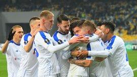 Клубный рейтинг УЕФА: Динамо поднялось в топ-20, Шахтер сохранил свою позицию