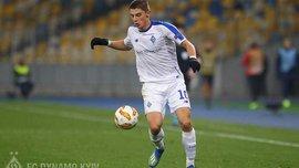 Миколенко попал в команду недели в Лиге Европы
