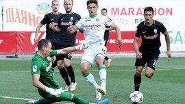Заря – Карпаты: шедевр Шведа не помешал – команда Вернидуба прервала 2 серии в матче УПЛ