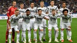 Германия объявила заявку на матчи с Россией и Нидерландами
