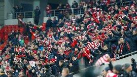 УЄФА відкрив справу проти Спартака через незадовільну поведінку вболівальників – клубу загрожують серйозні санкції