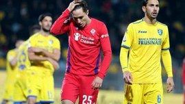 Фрозиноне – Фиорентина – 1:1 – видео голов и обзор матча