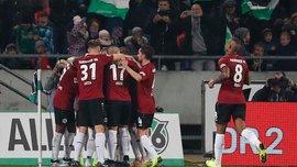 Ганновер – Вольфсбург – 2:1 – видео голов и обзор матча