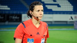 Украинские арбитры получили назначение на матч плей-офф ЧМ-2019 среди женщин