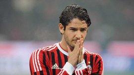 Пато опроверг слухи о возвращении в Милан