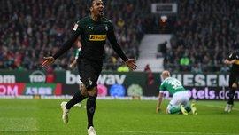 Борусія М впевнено перемогла Вердер, Фортуна розгромила Герту: 11-й тур Бундесліги, матчі суботи