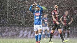 Наполи вырвал победу у Дженоа: 12 тур Серии А, матчи субботы