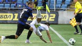 Десна – Черноморец – 2:0 – видео голов и обзор матча