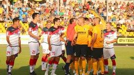 Александрия разгромила Арсенал-Киев и вышла на второе место