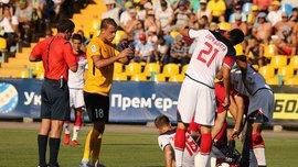Арсенал-Киев – Александрия – 0:3 – видео голов и обзор матча