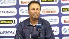 Червенков: Любой разумный человек должен понять, что Черноморец – это не Манчестер Сити