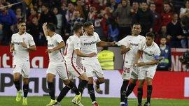 Севилья вырвала победу у Эспаньола, Райо Вальекано и Вильярреал сыграли вничью: 12 тур Ла Лиги, матчи воскресенья