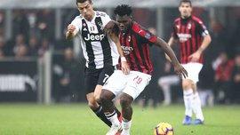 Милан – Ювентус – 0:2 – видео голов и обзор матча