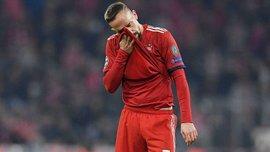 Рібері вдарив журналіста після матчу з Борусією Д, – Bild