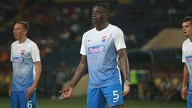 Защитник Мариуполя Дава вызван в сборную Камеруна на матч против Бразилии