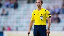 Словакия – Украина: известна бригада арбитров, которая рассудит матч Лиги наций