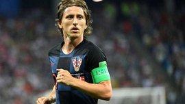 Модрич – лучший игрок года по версии Goal