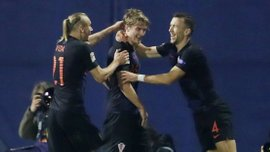 Хорватія – Іспанія – 3:2 – відео голів та огляд матчу