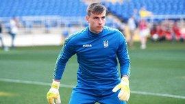 Лунин поделился успехами в Леганесе и надеется дебютировать за сборную Украины в официальном матче
