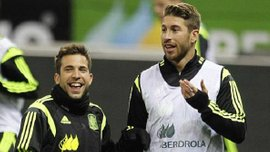 Рамос назвал защитника Барселоны одним из лучших игроков в мире
