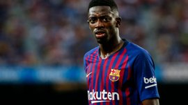 Арсенал хочет помочь Барселоне, забрав у каталонцев Дембеле
