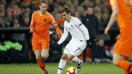 Нидерланды – Франция – 2:0 – видео голов и обзор матча