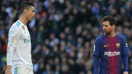 Сетьен: Такие как Роналду еще появятся в Ла Лиге, а Месси – единственный