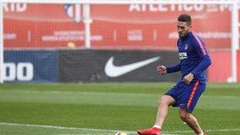 Коке готовий зіграти проти Барселони – Дієго Коста зазнав травми