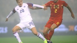 Ліга націй: Бельгія перемогла Ісландію, Боснія зіграла внічию з Австрією та вийшла в дивізіон А