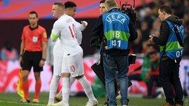Англия в прощальном матче Руни разгромила США
