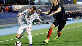 Энрике прокомментировал неожиданное поражение сборной Испании от Хорватии