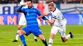 Греция – Финляндия – 1:0 – видео гола и обзор матча