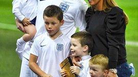 Руни попрощался со сборной Англии