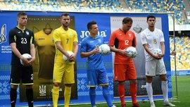 Словакия – Украина: стало известно, в каких формах команды выйдут на поле