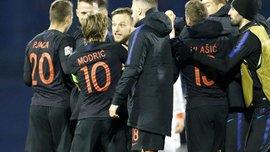 Хорватия тепло попрощалась с Манджукичем, Субашичем и Чорлукой, которые завершили карьеру в сборной
