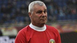 Демьяненко: Матч против Словакии – прекрасная возможность проверить молодежь сборной Украины