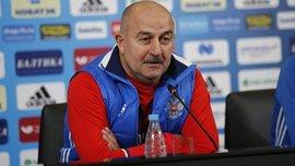 Черчесов встановив антирекорд за кількістю поразок у збірній Росії