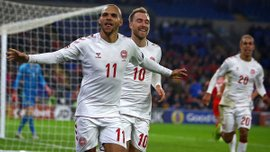 Уельс – Данія – 1:2 – відео голів та огляд матчу
