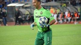 Болгарський воротар зіграв за збірну в 42 і встановив цікаве досягнення